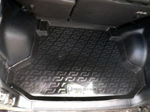 Коврик в багажник Honda CR-V (02-06) L.Locker