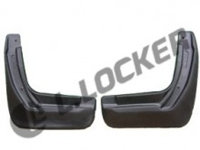 L.Locker Брызговики задние Honda CR-V (06-12)