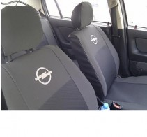 Prestige LUX Чехлы на сиденья Opel Zafira B (7 мест)