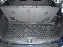Коврик в багажник Honda Pilot 7-местная (08-) L.Locker