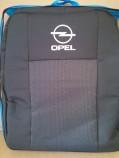Чехлы на сиденья Opel Vivaro (1+2) 2001-2014 Prestige LUX