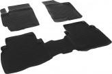 L.Locker Глубокие резиновые коврики в салон Hyundai Elantra XD 2003-2011
