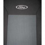Prestige LUX Чехлы на сиденья Ford Transit (1+2) 2006-2013
