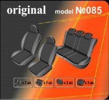 EMC Чехлы на сиденья Fiat Doblo Panorama Maxi 2001-