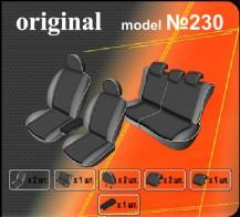 Чехлы на сиденья Ford Kuga 2008-2012 EMC