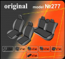 Чехлы на сиденья Hyundai Elantra MD 2011- EMC