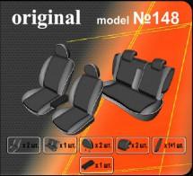 EMC Чехлы на сиденья KIA Cerato 2009-2013 maxi