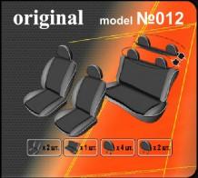 Чехлы на сиденья ВАЗ Samara 2109 EMC