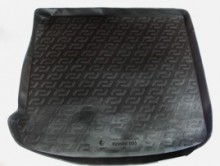 Коврик в багажник Hyundai ix55 5-ти местный L.Locker