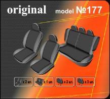 Чехлы на сиденья Mercedes C-Class (W202) Wagon EMC