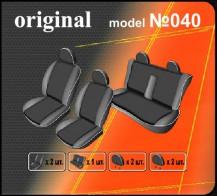 EMC Чехлы на сиденья Mitsubishi L200 2006-2015