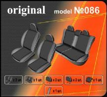 EMC Чехлы на сиденья Nissan X-Trail (T31) 2007-