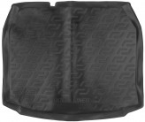 L.Locker Резиновый коврик в багажник Audi A3 2003-2012