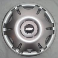 Колпаки Chevrolet 402 R16 (Комплект 4 шт.) SKS (с эмблемой)