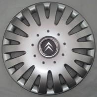 Колпаки Citroen 403 R16 (Комплект 4 шт.) SKS (с эмблемой)