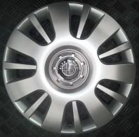 Колпаки Alfa Romeo 407 R16 SKS (с эмблемой)