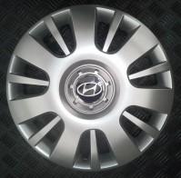 SKS (с эмблемой) Колпаки Hyundai 407 R16