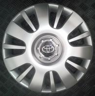 SKS (с эмблемой) Колпаки Toyota 407 R16