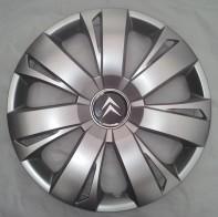 SKS (с эмблемой) Колпаки Citroen 411 R16 (Комплект 4 шт.)
