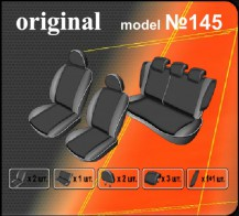 Чехлы на сиденья Suzuki SX4 Sedan 2006-2010- EMC