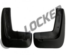 Брызговики передние Kia Cee'd III hatchback (13-)
