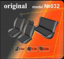 Чехлы на сиденья Volkswagen Polo 2005-2009 EMC