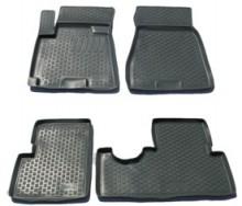 L.Locker Глубокие резиновые коврики в салон Kia Sportage (05-10)
