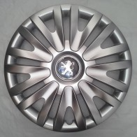 SKS (с эмблемой) Колпаки Peugeot 313 R15