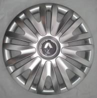SKS (с эмблемой) Колпаки Renault 313 R15 (Комплект 4 шт.)