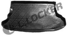 L.Locker Коврик в багажник Kia Sportage II (05-10)