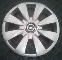SKS (с эмблемой) Колпаки Opel 316 R15 (Комплект 4 шт.)