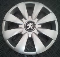 SKS (с эмблемой) Колпаки Peugeot 316 R15
