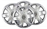 SKS (с эмблемой) Колпаки VW 318 R15 (Комплект 4 шт.)