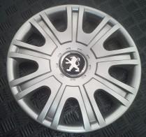 SKS (с эмблемой) Колпаки Peugeot 319 R15