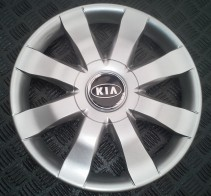 SKS (с эмблемой) Колпаки Kia 323 R15