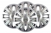 Колпаки VW 324 R15 (Комплект 4 шт.) SKS (с эмблемой)