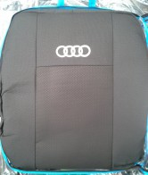 Чехлы на сиденья Audi 80 (с горбами) Prestige