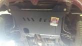 Шериф Защита двигателя и коробки передач Daewoo Matiz 2005-