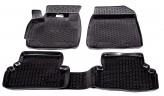 Глубокие резиновые коврики в салон Mazda CX-7 L.Locker