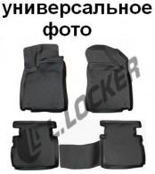 Глубокие резиновые коврики в салон MG 6 (10-) L.Locker