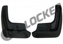 Брызговики задние MG 550 sedan (08-) L.Locker