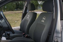 Чехлы на сиденья Opel Vivaro 1+2