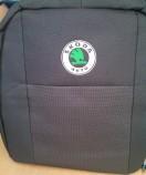 Чехлы на сиденья Skoda Superb 2001-2008