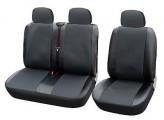 Чехлы на сиденья VW T5 1+2