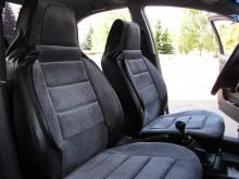 Чехлы на сиденья пилот Chevrolet Aveo Prestige