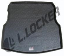 Коврик в багажник Nissan Almera IV (12-) L.Locker