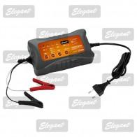 Elegant Импульсное зарядное устройство для автомобильного аккумулятора и мотоцикла
