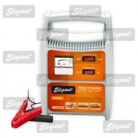 Elegant Импульсное зарядное устройство для автомобильного аккумулятора (интенсивная и стандартная зарядка)