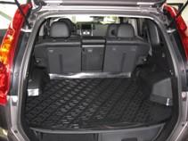 Коврик в багажник Nissan X-Trail 2007-2014 L.Locker