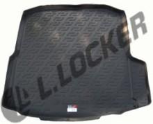 L.Locker Резиновый коврик в багажник Skoda A-7 Liftback